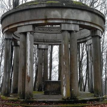 Pomnik ofiar I wojny światowej w Biesowicach