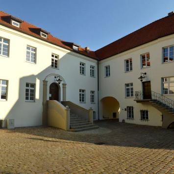 Zamek w Połczynie-Zdroju