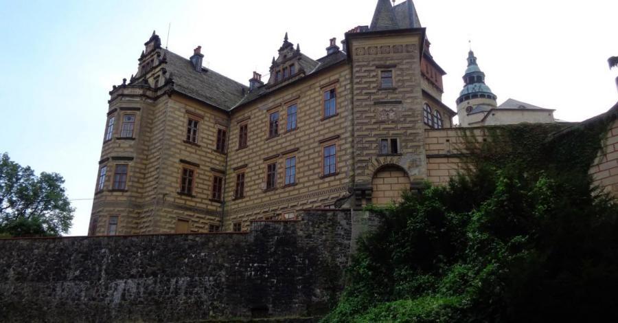 Zamek Frydlant - zdjęcie