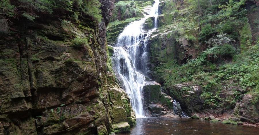 Wodospad Kamieńczyka i nie tylko - zdjęcie