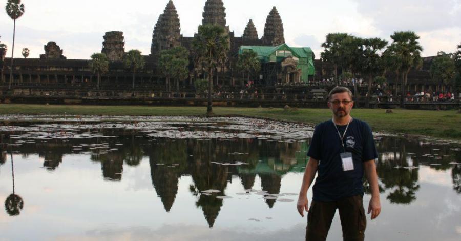 Kambodża - 2012r. - zdjęcie