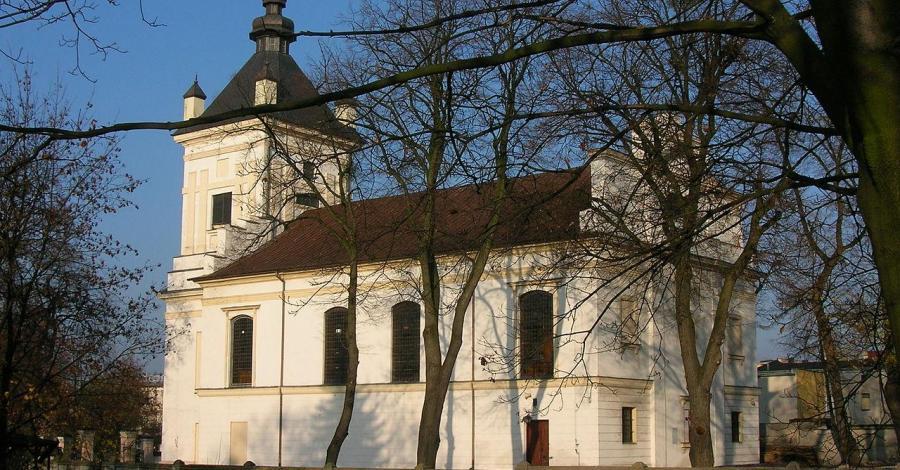 Kościół Św. Katarzyny w Dobrzyniu - zdjęcie