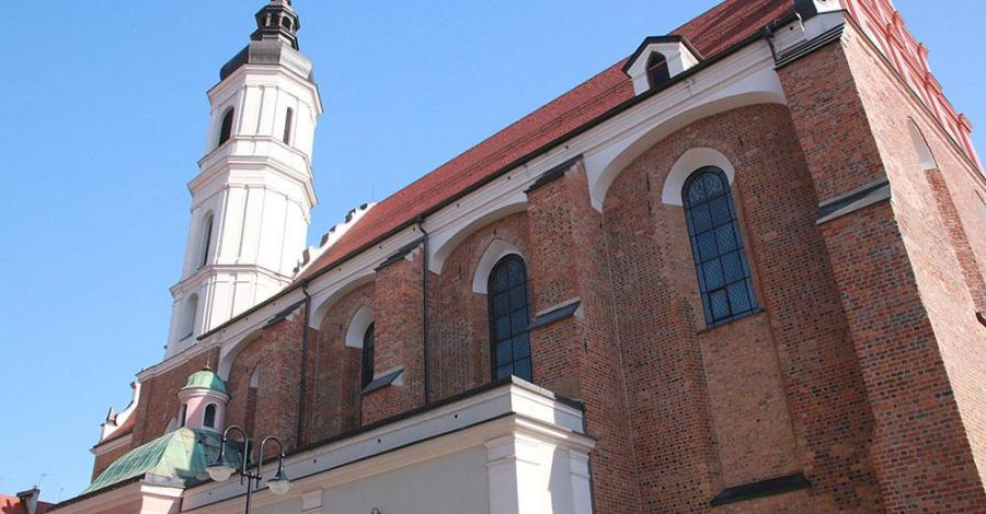 Kościół Franciszkanów w Opolu - zdjęcie
