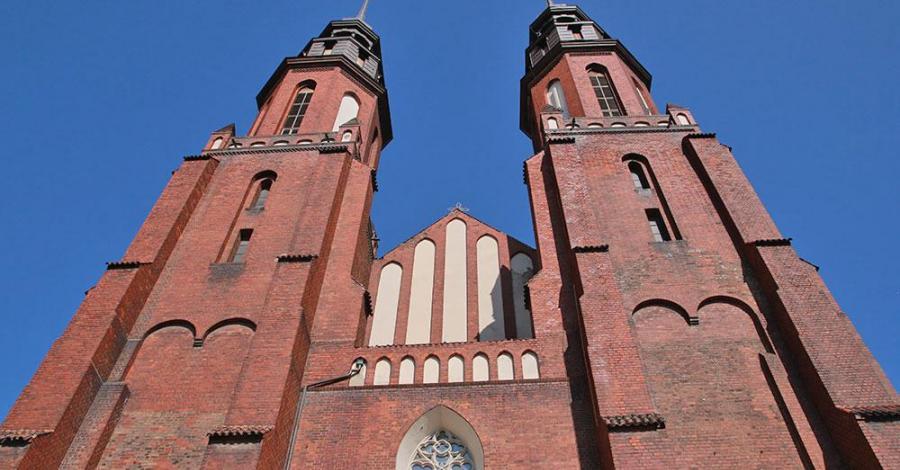 Opole katedra, Anna Piernikarczyk