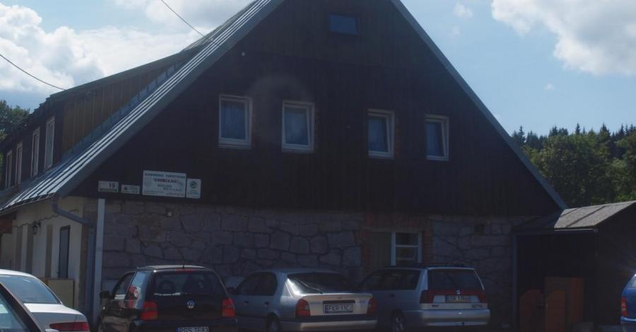 Schronisko U Rumcajsa - zdjęcie