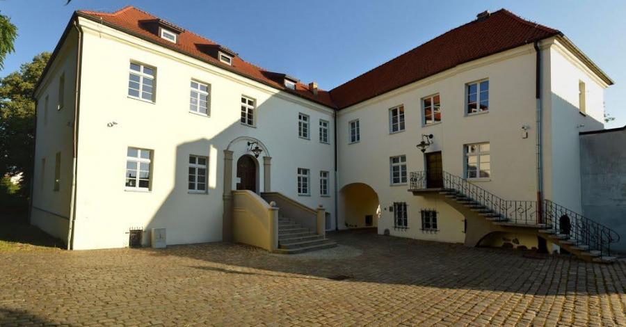 Zamek w Połczynie-Zdroju - zdjęcie