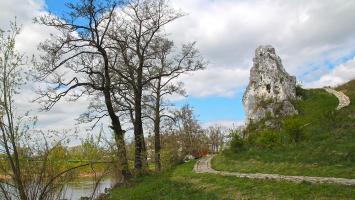 Północna Jura czyli Mstów, Olsztyn, Zalew Poraj i Koziegłowy - zdjęcie