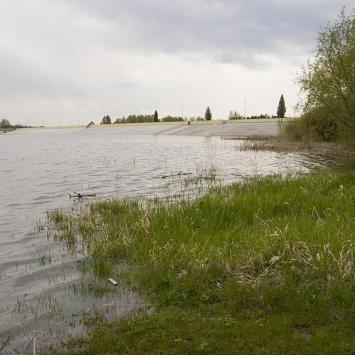 Jezioro Przeczyce w Siewierzu