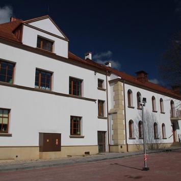 Pałac Biskupi w Koziegłowach