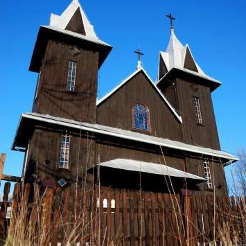 Szlak architektury drewnianej Podkarpacia