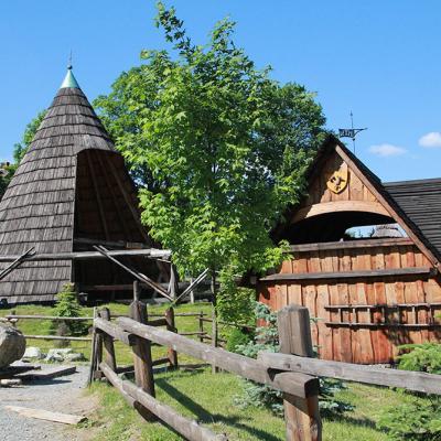 Średniowieczna Osada Górnicza w Złotym Stoku