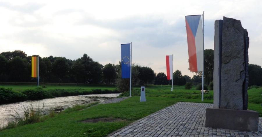 Trójstyk granic –Porajów, Hradek, Zittau - zdjęcie