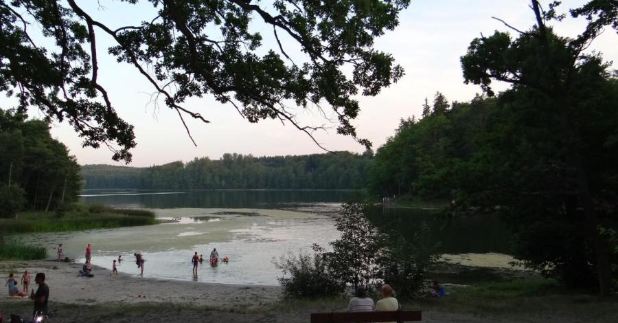 Jezioro Otomińskie - zdjęcie