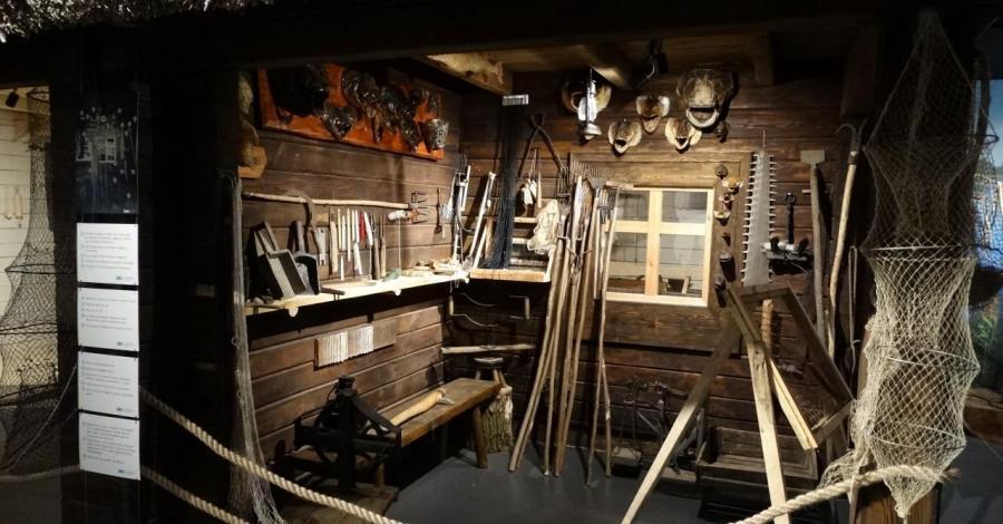 Interaktywne Muzeum Rybactwa w Biskupinie - zdjęcie