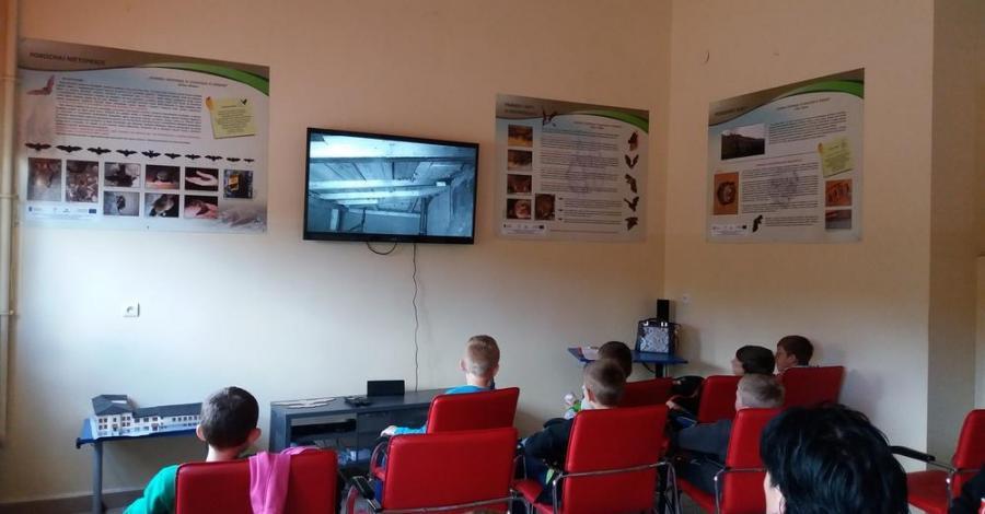 Obserwatorium Nietoperzy w Brennej - zdjęcie