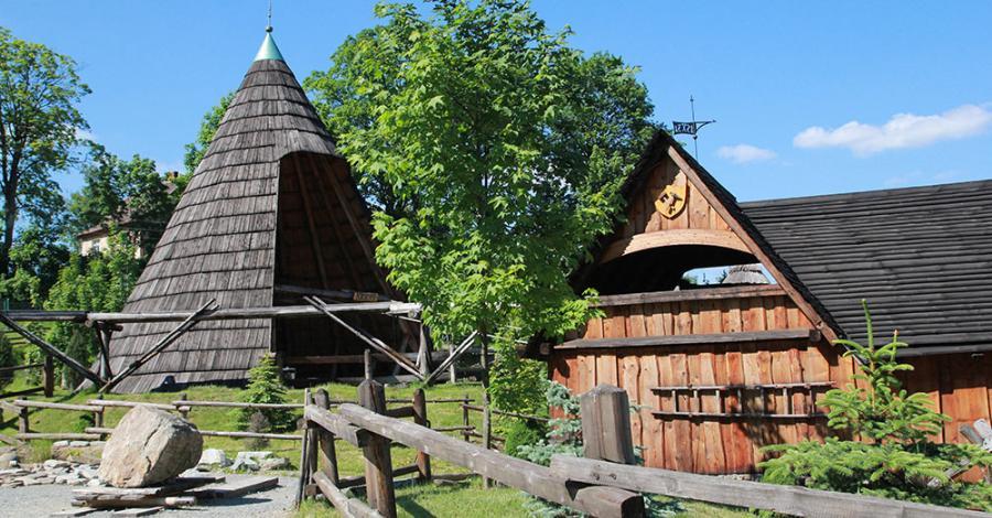 Średniowieczna Osada Górnicza w Złotym Stoku - zdjęcie