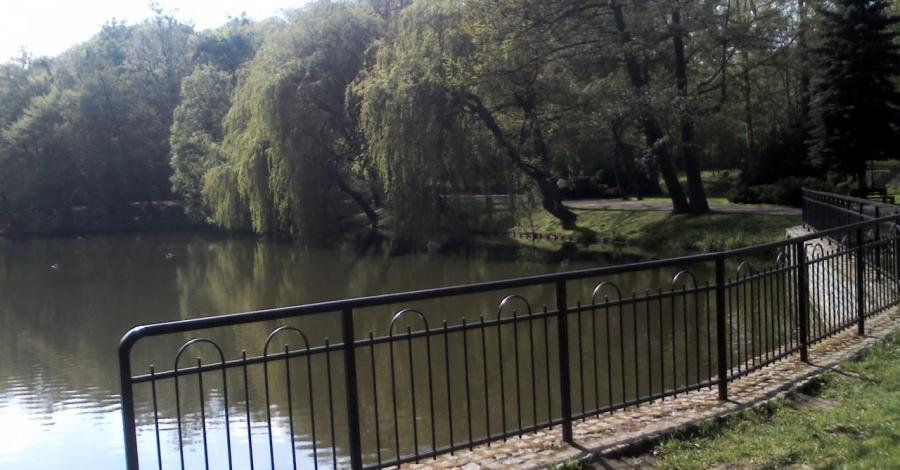 Park Oruński w Gdańsku - zdjęcie
