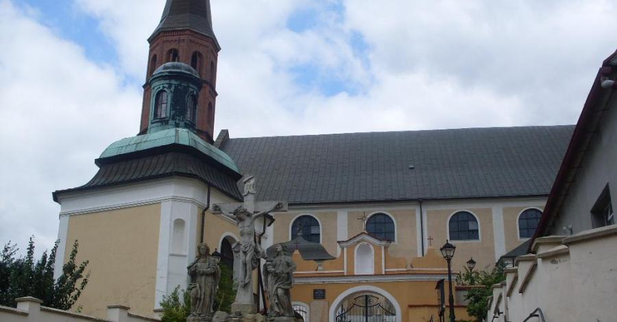 Sanktuarium Matki Bożej w Grodowcu - zdjęcie