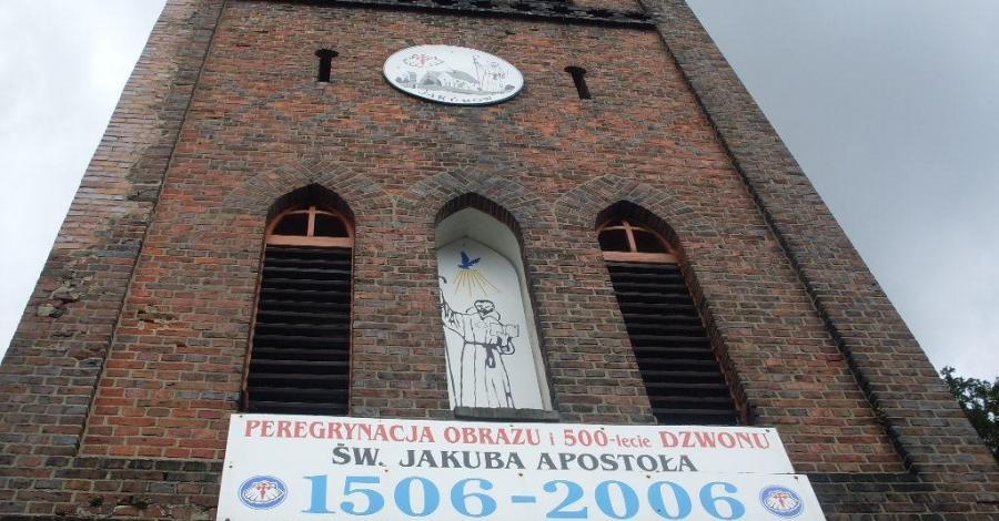 Sanktuarium Św. Jakuba w Jakubowie - zdjęcie