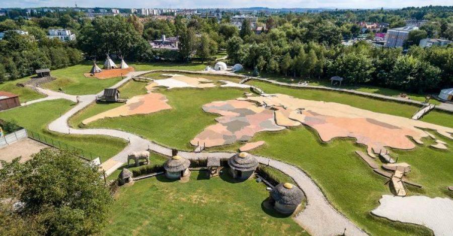 Wioski Świata w Krakowie - zdjęcie