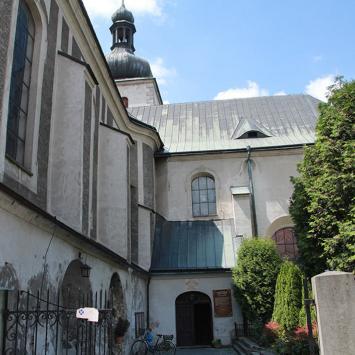 Kościół franciszkański w Głogówku