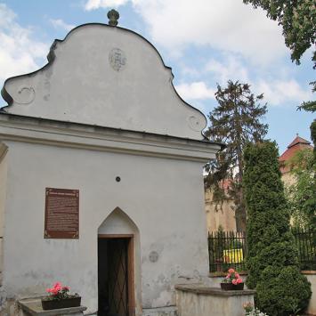 Kaplica Grobu Pańskiego w Głogówku