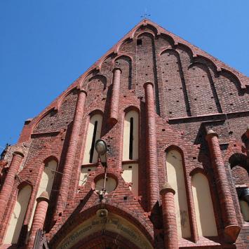 Kościół Św. Anny w Ząbkowicach Śląskich