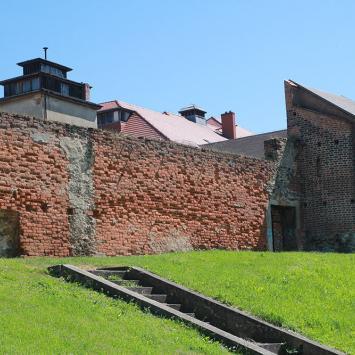 Mury obronne w Ząbkowicach Śląskich