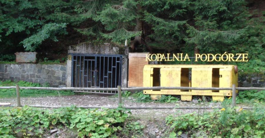 Kowary i kopalnia Podgórze - zdjęcie