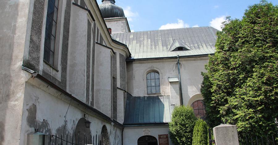 Kościół franciszkański w Głogówku - zdjęcie