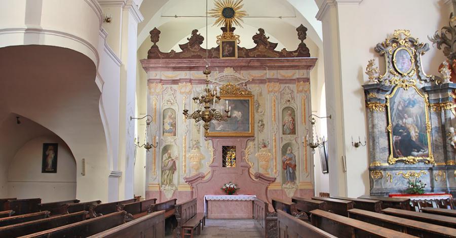 Domek Loretański w Głogówku - zdjęcie