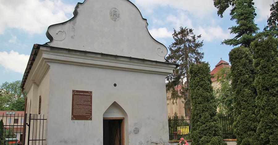 Kaplica Grobu Pańskiego w Głogówku - zdjęcie