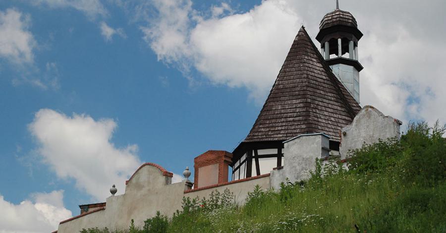 Kościół cmentarny w Głogówku - zdjęcie