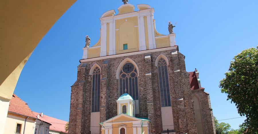 Kościół w Kamieńcu Ząbkowickim - zdjęcie