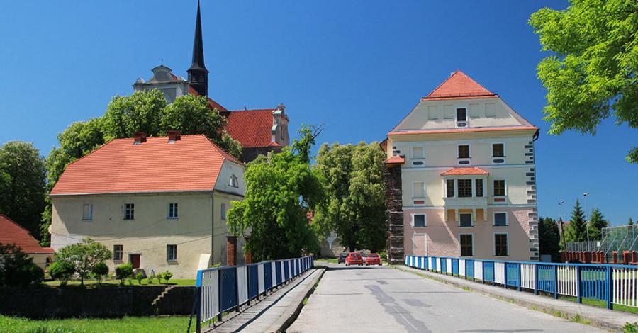Klasztor w Kamieńcu Ząbkowickim - zdjęcie