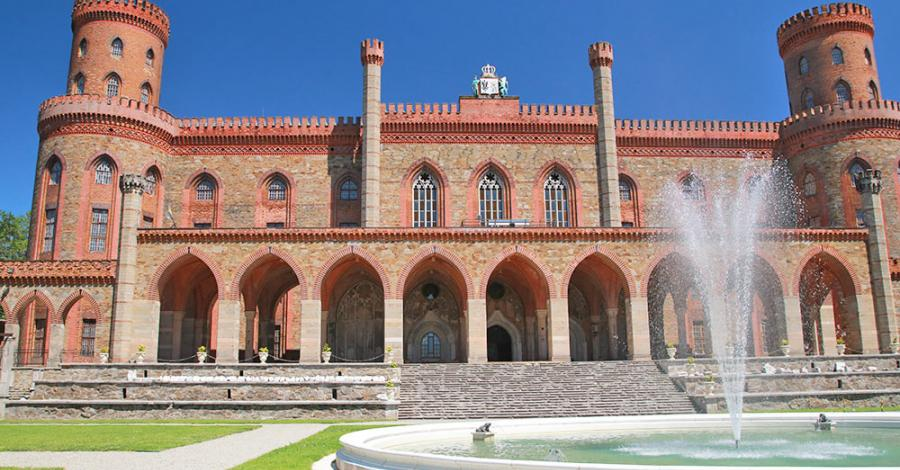 Pałac w Kamieńcu Ząbkowickim - zdjęcie