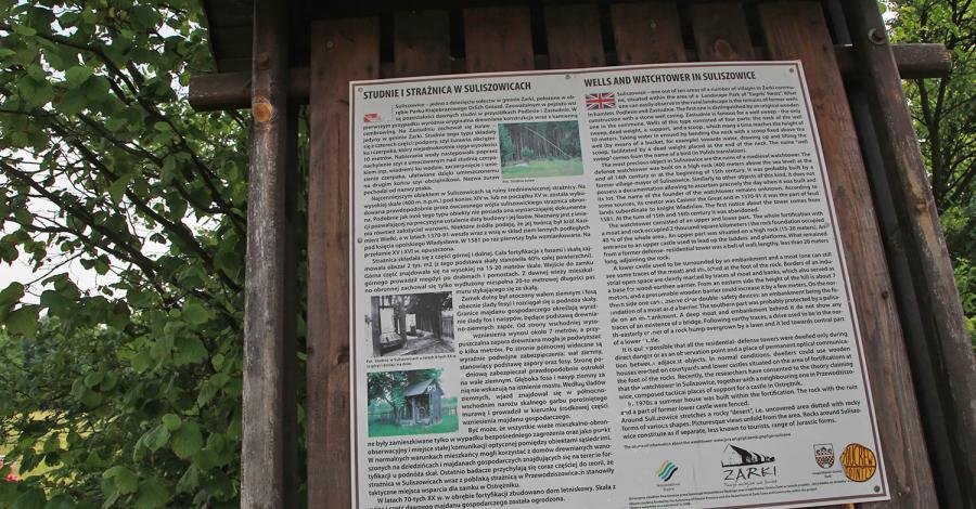 Strażnica w Suliszowicach - zdjęcie