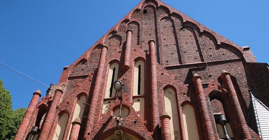 Kościół Św. Anny w Ząbkowicach Śląskich - zdjęcie