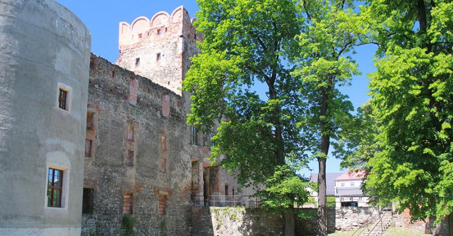 Zamek w Ząbkowicach Śląskich - zdjęcie