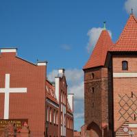 Baszty w Lęborku