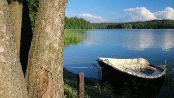 Kaszubskie Jezioro Ostrzyckie i Kościerzyna - zdjęcie