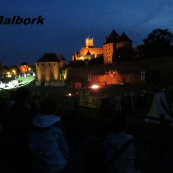 Obleżenie Malborka