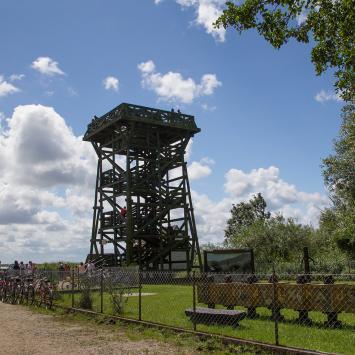 Wieża widokowa w Rąbce