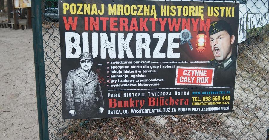 W tajemniczych Bunkrach Bluchera - zdjęcie