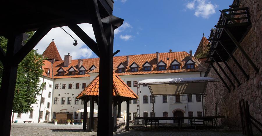 Zamek w Bytowie - zdjęcie