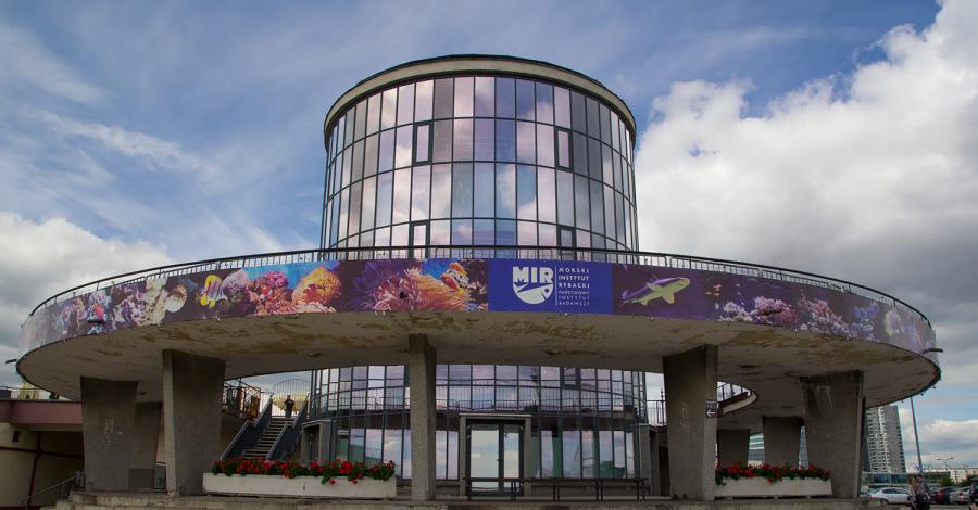 Oceanarium w Gdyni - zdjęcie