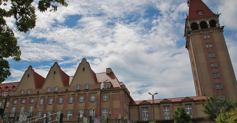 Dom Rybaka z wieżą widokową we Władysławowie - zdjęcie