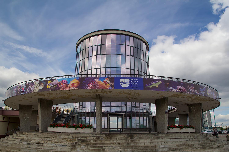Oceanarium W Gdyni Gdynia Trójmiasto Kaszuby Rekreacja Atrakcje