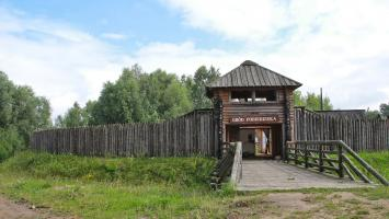 Szlak Piastowski - Pobiedziska: Gród, Skansen Miniatur i Rynek - zdjęcie