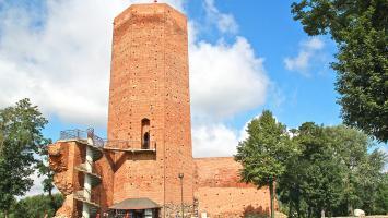 Szlak Piastowski - Kruszwica ze Starej Baśni - zdjęcie